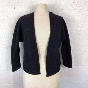 Brandy Melville Knitted Open Front Cardigan
